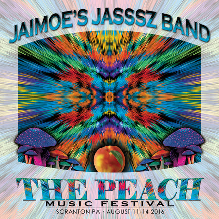 Joe Russo's Almost Dead - Live at 2016 Peach Music Festival
