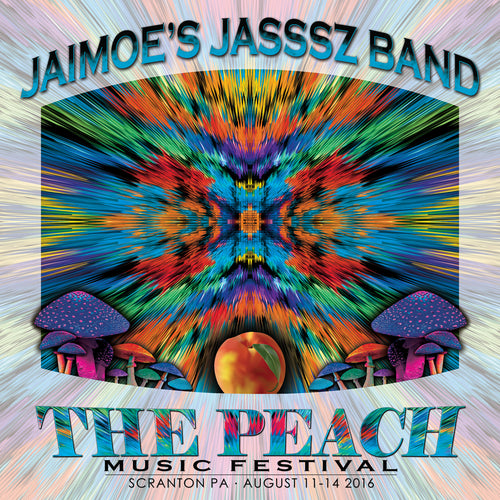 Jaimoe's Jasssz Band - Live at 2016 Peach Music Festival