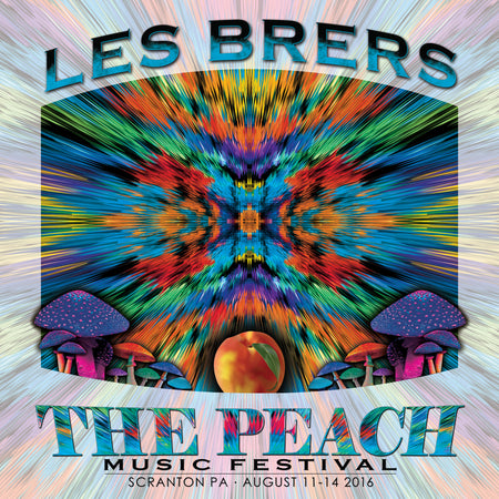 Les Brers - Live at 2017 Peach Music Festival
