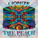 Lionize - Live at 2016 Peach Music Festival