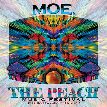 Umphrey's McGee - Live at 2016 Peach Music Festival