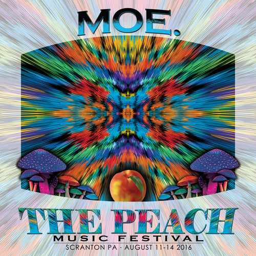 Moe. - Live at 2016 Peach Music Festival