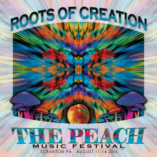 Roots of Creation - Live at 2016 Peach Music Festival