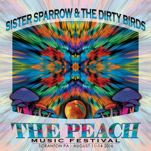 Sister Sparrow & The Dirty Birds - Live at 2016 Peach Music Festival