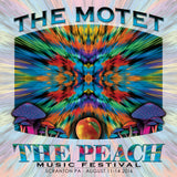The Motet - Live at 2016 Peach Music Festival