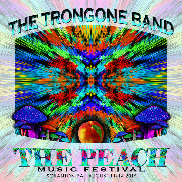 The Trongone Band - Live at 2016 Peach Music Festival