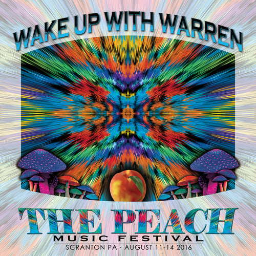 Wake up with Warren Haynes - Live at 2016 Peach Music Festival