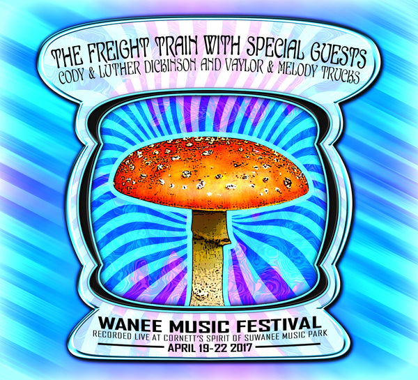 The Freight Train with Special Guests Cody & Luther Dickinson and Melody & Vaylor Trucks - Live at 2017 Wanee Music Festival