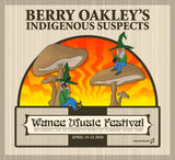 Berry Oakley's Indigenous  - Live at 2018 Wanee Music Festival