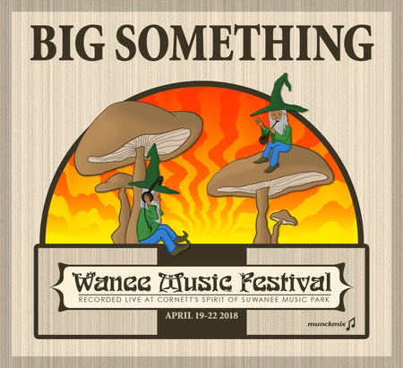 Wanee Music Festival - 2014 CD Set