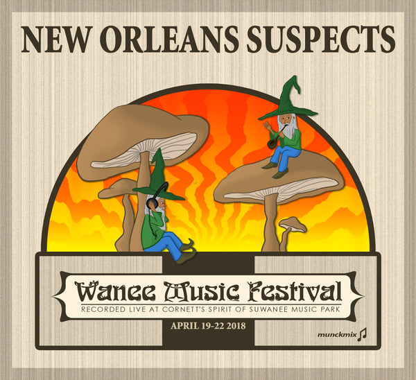 New Orleans Suspects - Live at 2018 Wanee Music Festival