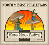 North Mississippi Allstars - Live at 2018 Wanee Music Festival