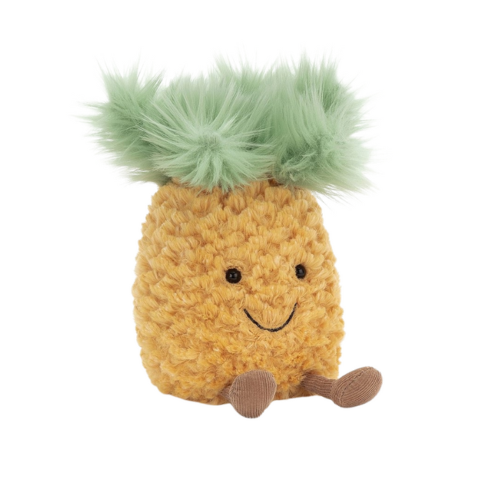 Jellycat Amuseable Pineapple small- knuffel ananas