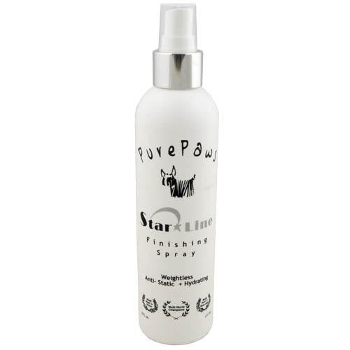 Pure Paws Finishing Show Spray 237ml Star Line