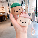 teddy dog airpods case myl194