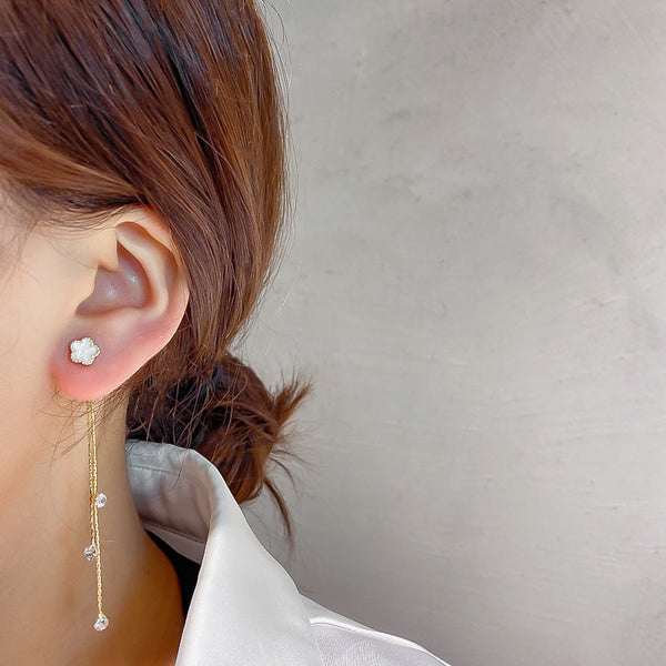 flower long pierce myl162