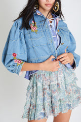 Devia Jacket - Denim