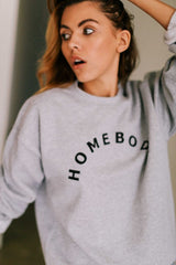 I'm a Homebody Crewneck