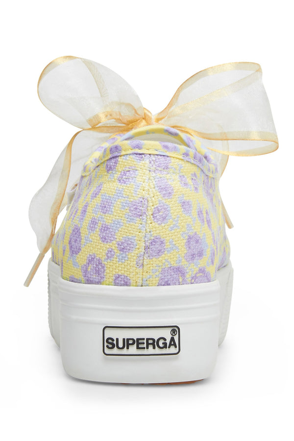 Superga x LoveShackFancy Women's Classic Sneaker - Purple Rain