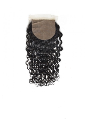 Loose curly closure (lace)