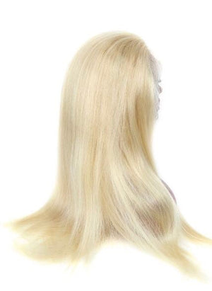 Blonde Straight Full lace wig