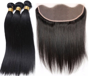 "10""-14"" frontal with 3 bundle deal"
