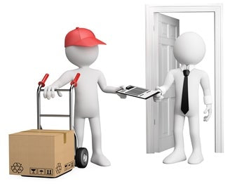 Door to Door delivery