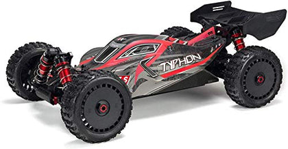 Arrma Typhon Black and Red RC Car