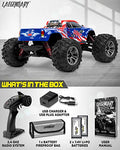 LAEGENDARY 1:16 Scale 4x4 Giant Monster RC Truck