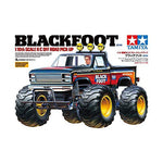 TAMIYA America Blackfoot Monster Truck RC Kit