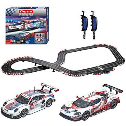 Carrera Digital 123 GT Slot Car Set