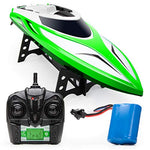 Green Force1 Velocity H102 Fast RC Boat