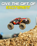 1:10 Scale RC Electric 4x4 Off Road Monster Truck