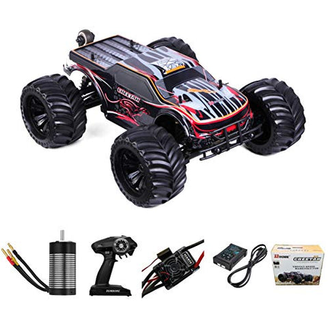 JLBRACINGRC Cheetah 4WD High Speed RC Truck