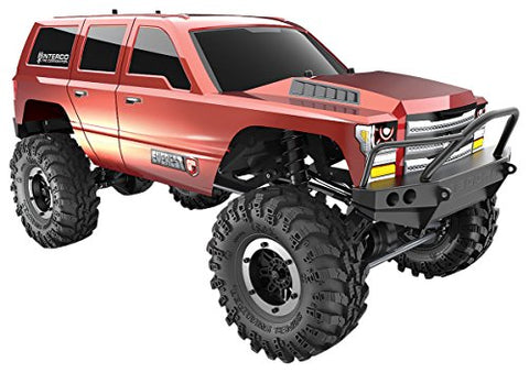 Redcat Racing Everest Orange Rock Crawler