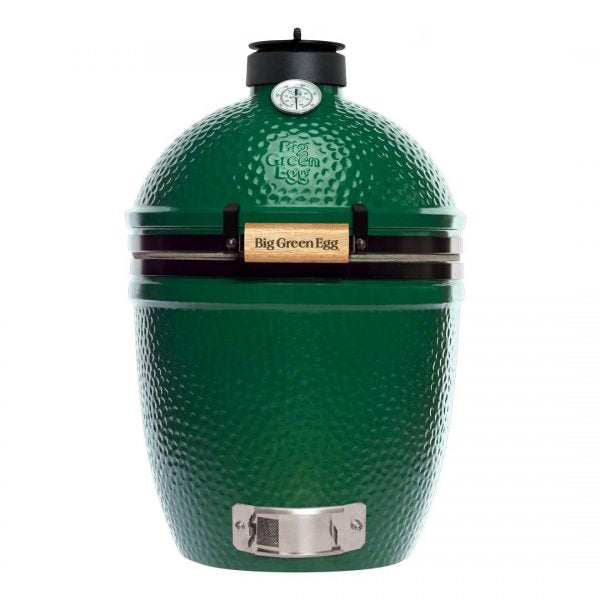 Big Green Egg Small Charcoal Grill, 855 sq-cm Primary Cooking Surface - 117601