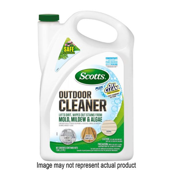 Scotts OxiClean 51501 Outdoor Cleaner, 2.5 gal Bottle, Liquid