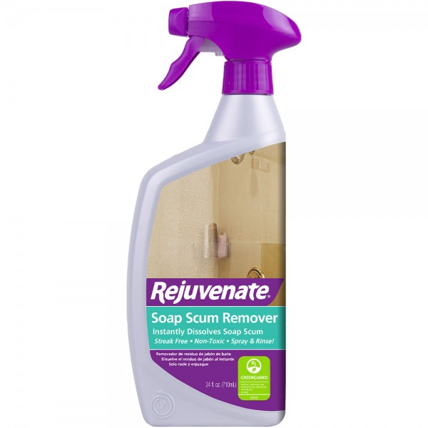 Rejuvenate RJ24SSR Soap Scum Remover, 24 oz, Liquid