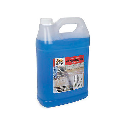 Mi-T-M AW-4018-0026 Cleaner, 1 gal, Liquid, Glycol Ether, Blue