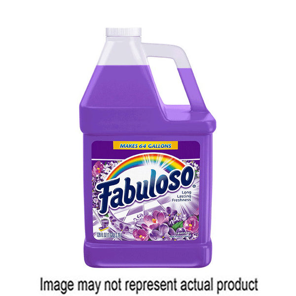 Fabuloso 53108 All-Purpose Cleaner, 169 oz Bottle, Lavender