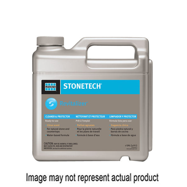 STONETECH Revitalizer D14608351 Cleaner and Protector, 24 oz Bottle, Citrus