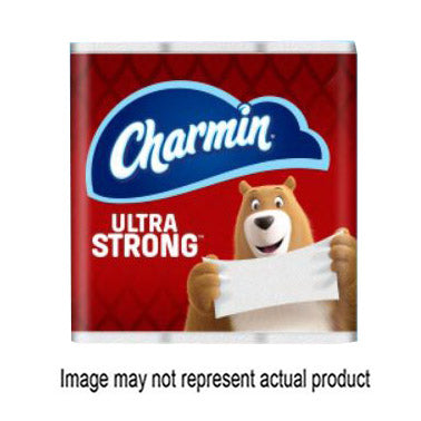 CHARMIN 77777 Bath Tissue, 3.92 in L x 4 in W Sheet, 2-Ply, Paper