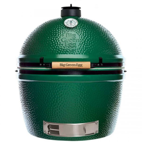 Big Green Egg 2XL Charcoal Grill, 672 sq-in Primary Cooking Surface, Stainless Steel Body - 120939