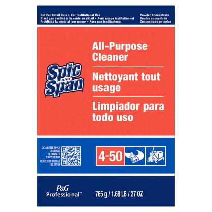 Spic and Span 31973 All-Purpose Cleaner, 27 oz, Powder, Light Green