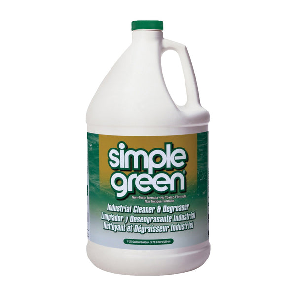 Simple Green 2710200613005 All-Purpose Cleaner, 1 gal Bottle, Liquid, Sassafras, Green