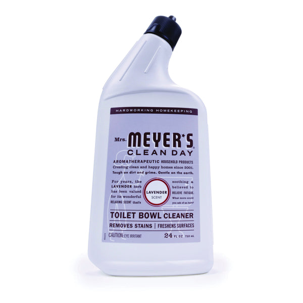 Mrs. Meyer's 11167 Toilet Bowl Cleaner, 32 oz, Liquid, Lavender