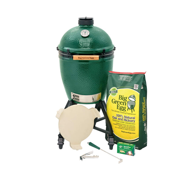 Big Green Egg Large Egg Collection with Integrated Nest and More!