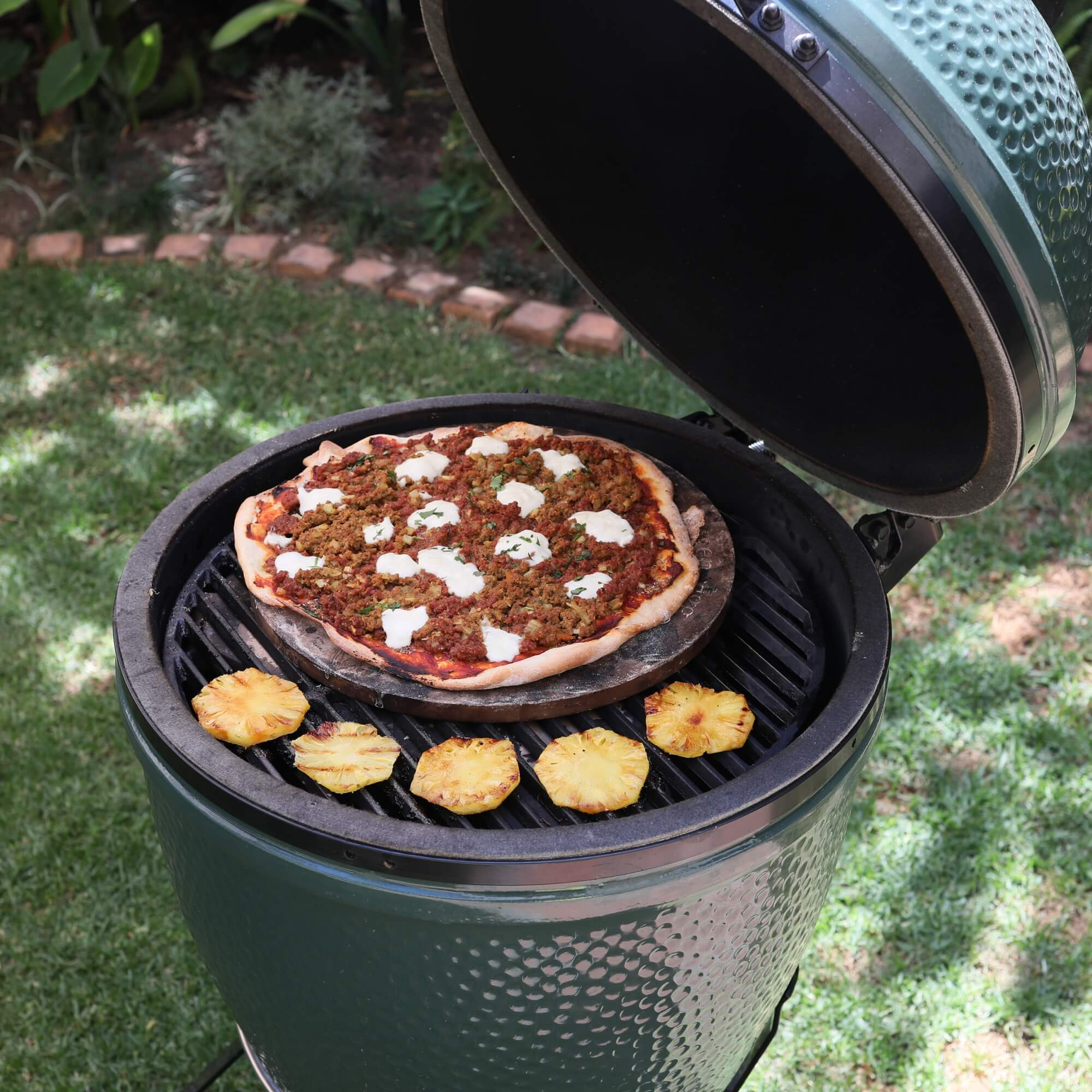Big Green Egg XLarge EGG in an intEGGrated Nest+Handler Package and More!