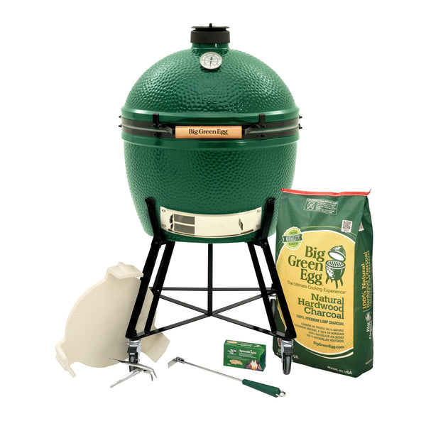 Big Green Egg XLarge Egg Collection with Nest and More!