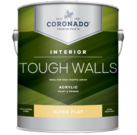 Tough Walls Acrylic Paint & Primer - Ultra Flat 16
